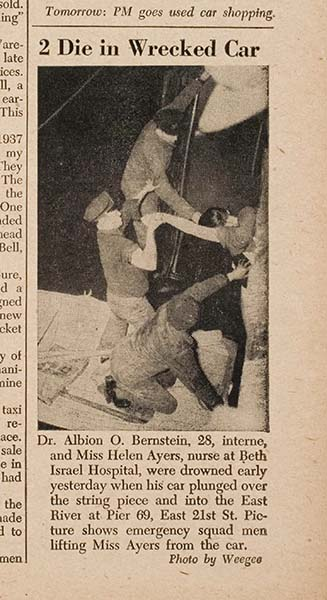 PM Daily, November 24, 1940