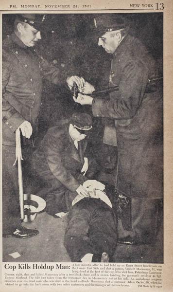 PM Daily, November 24, 1941