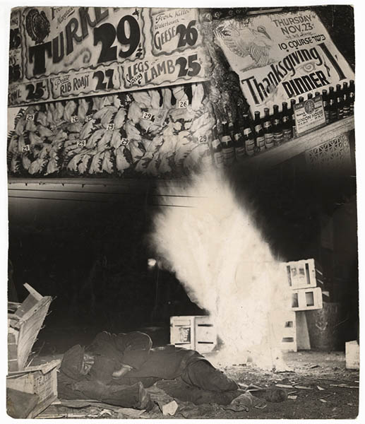 Weegee. Only a Dream. ca. 1938
