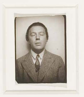 [unidentified photographer], Andre Breton