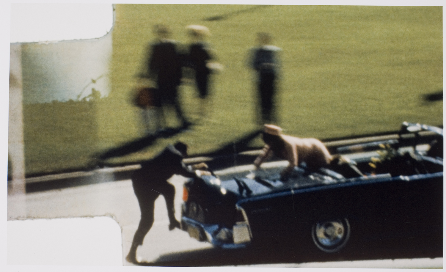 ... the assassination of President John F. Kennedy Jr.], November 22, 1963