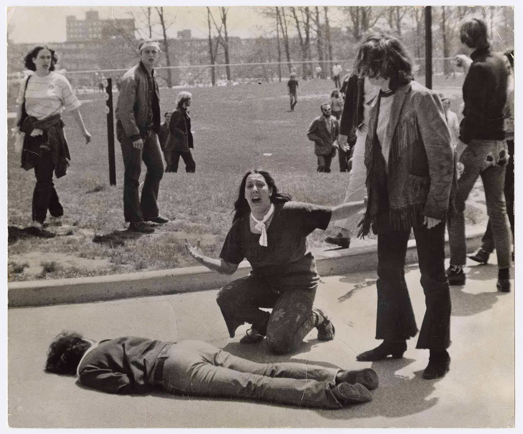 Kent State Student Protests