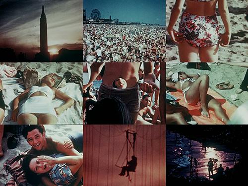 Weegee's New York screen shots