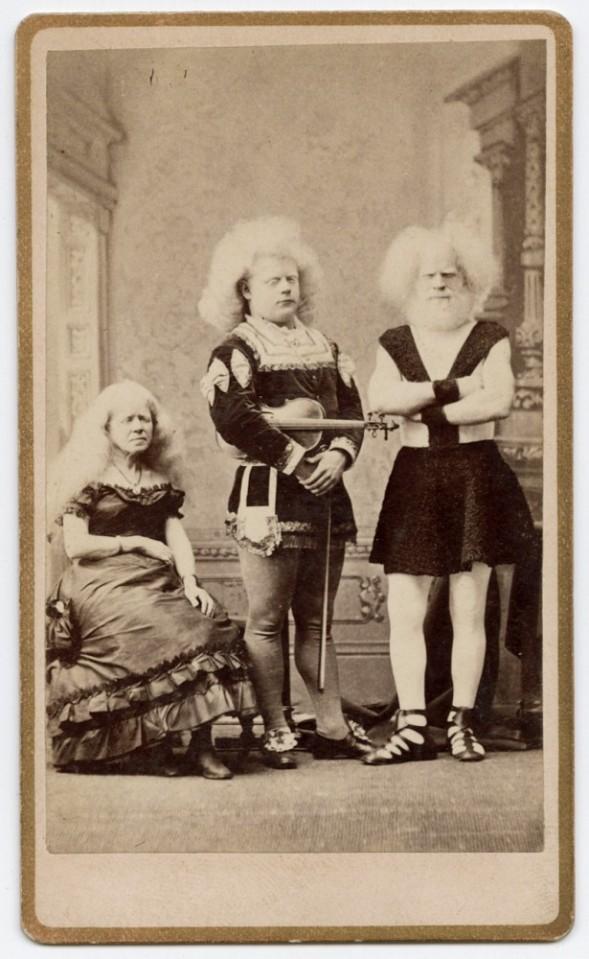 Pocket Photographs: The Carte-de-Visite Revisited   Fans ...