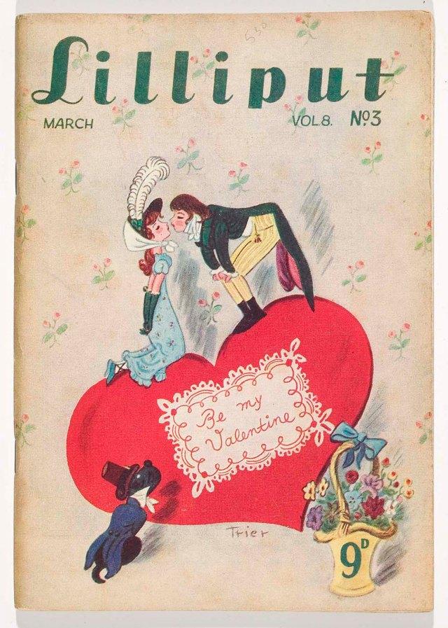 Liliput, magazine, periodical