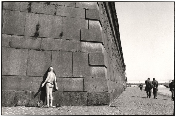 Henri Cartier-Bresson, French, 1908-2004  Fortress of Peter and Paul, Leningrad. 1973 Gift of Henri Cartier-Bresson, in memory of Robert Capa and David Seymour, 1994 277.1994